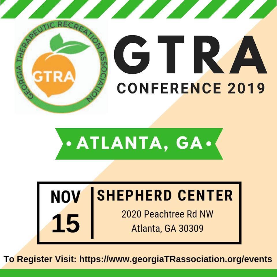 Georgia Therapeutic Recreation Association - Events